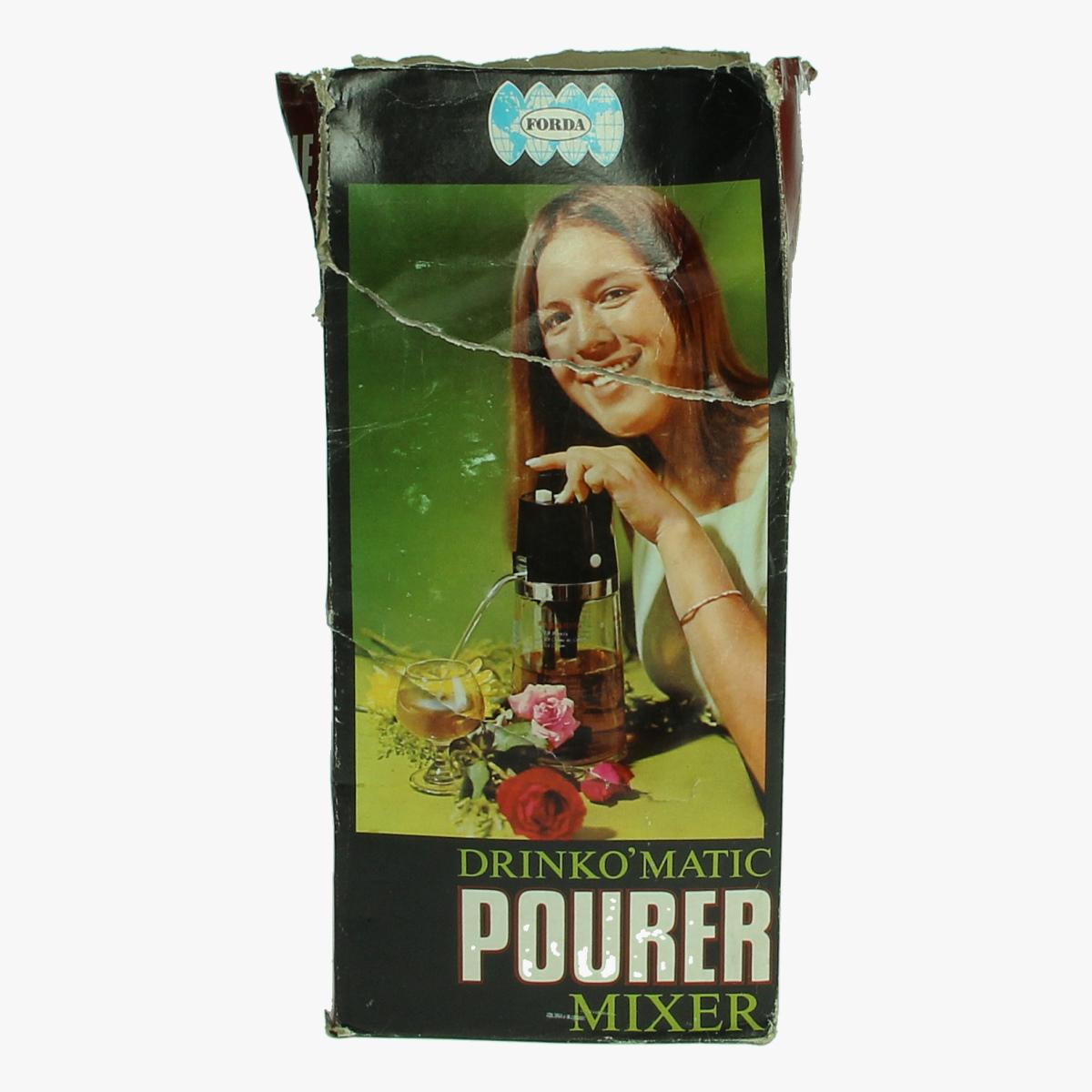 Afbeeldingen van Drinko'matic Pourer Mixer, Forda,