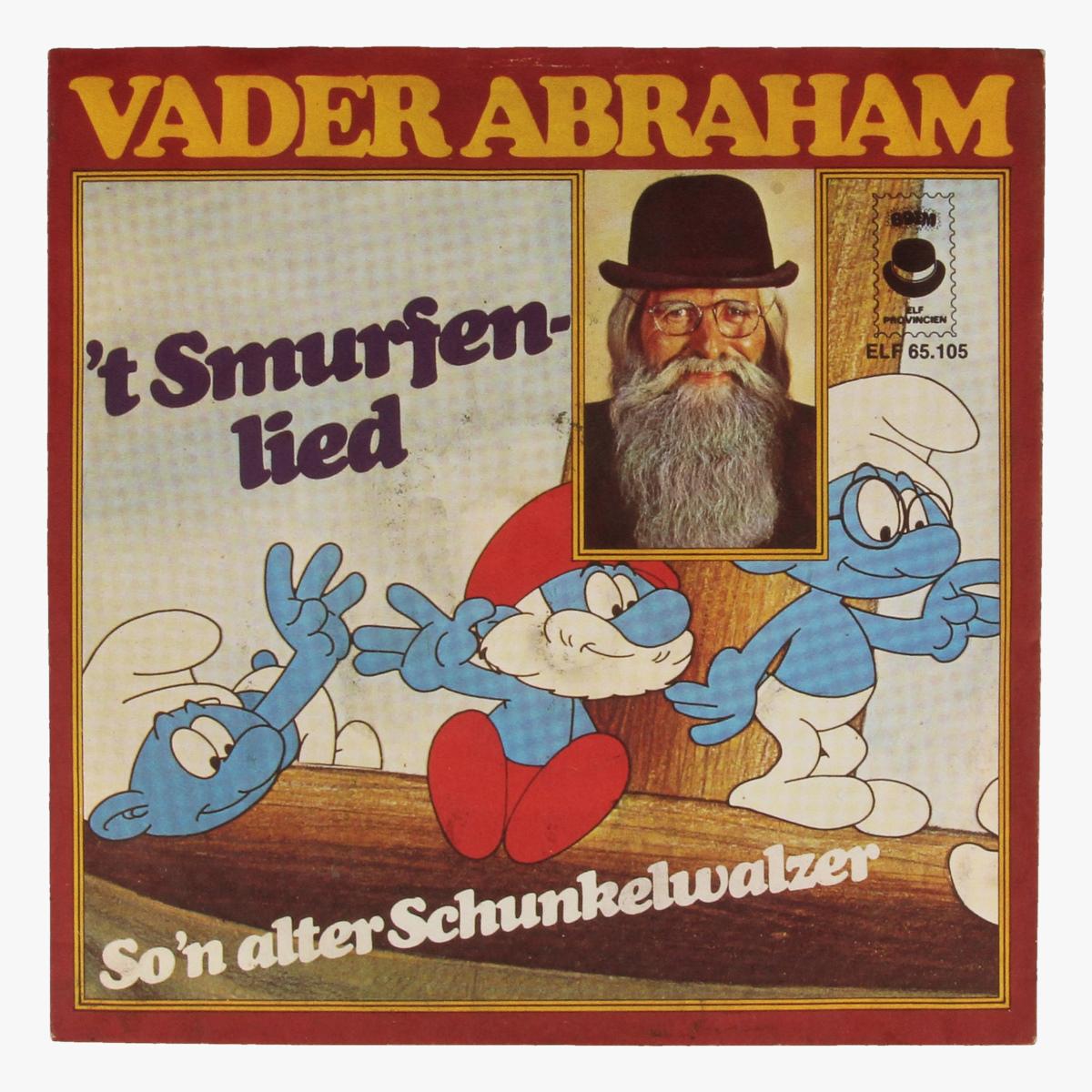 Afbeeldingen van Vader Abraham - Het smurfenlied