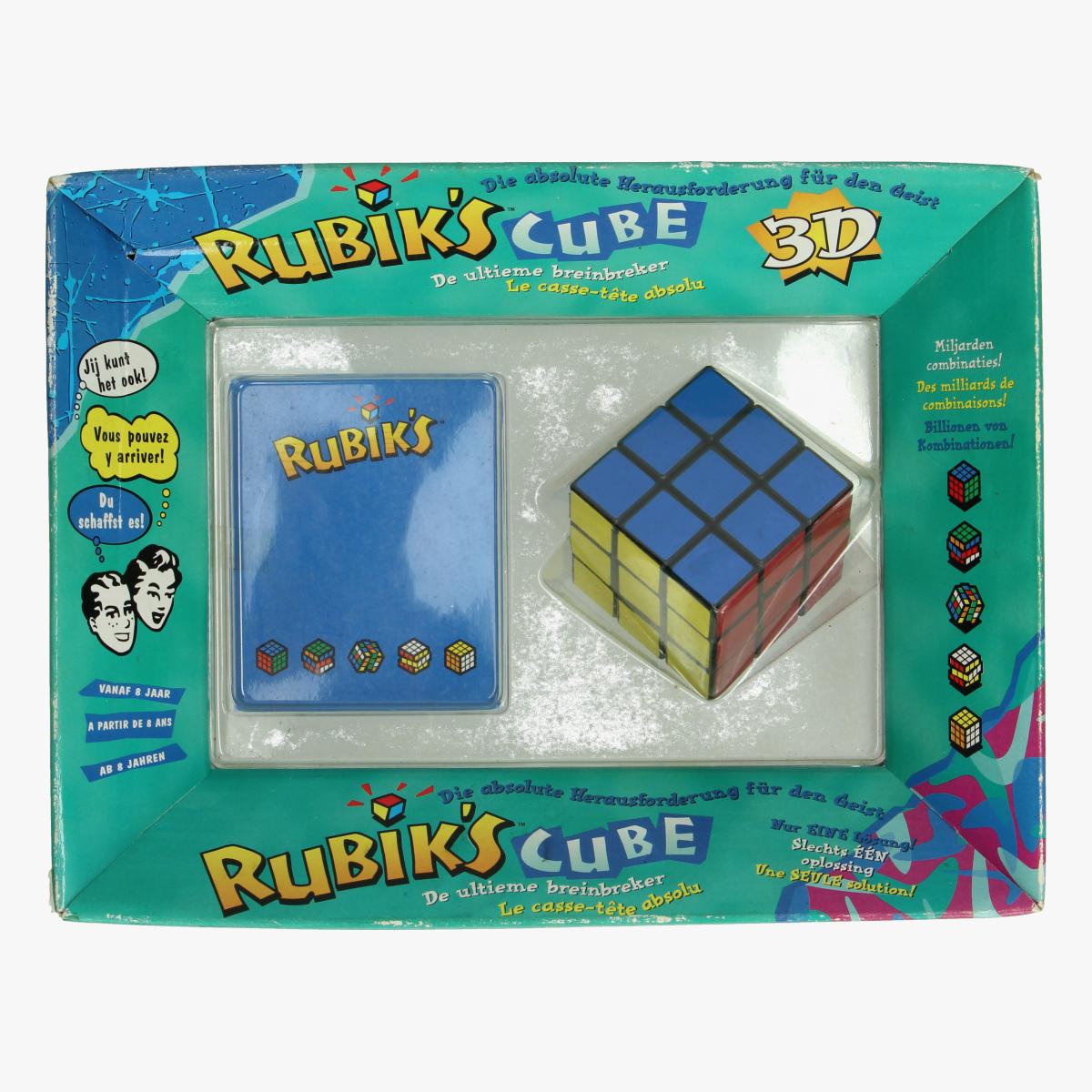 Afbeeldingen van Rubik's cube Jumbo