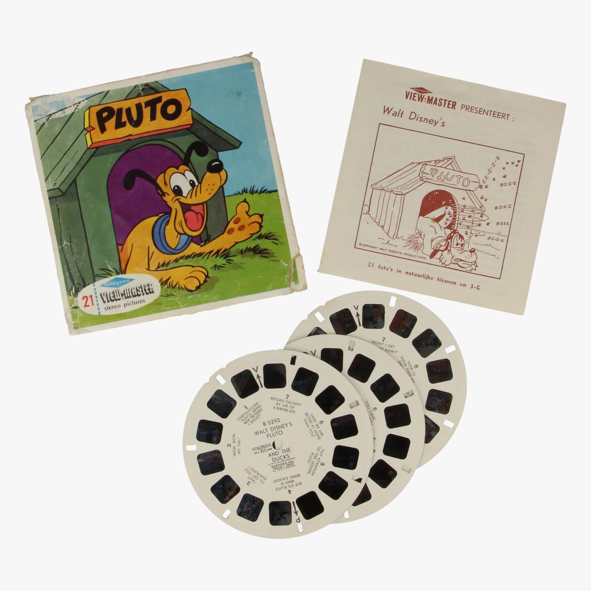 Afbeeldingen van View-master Pluto