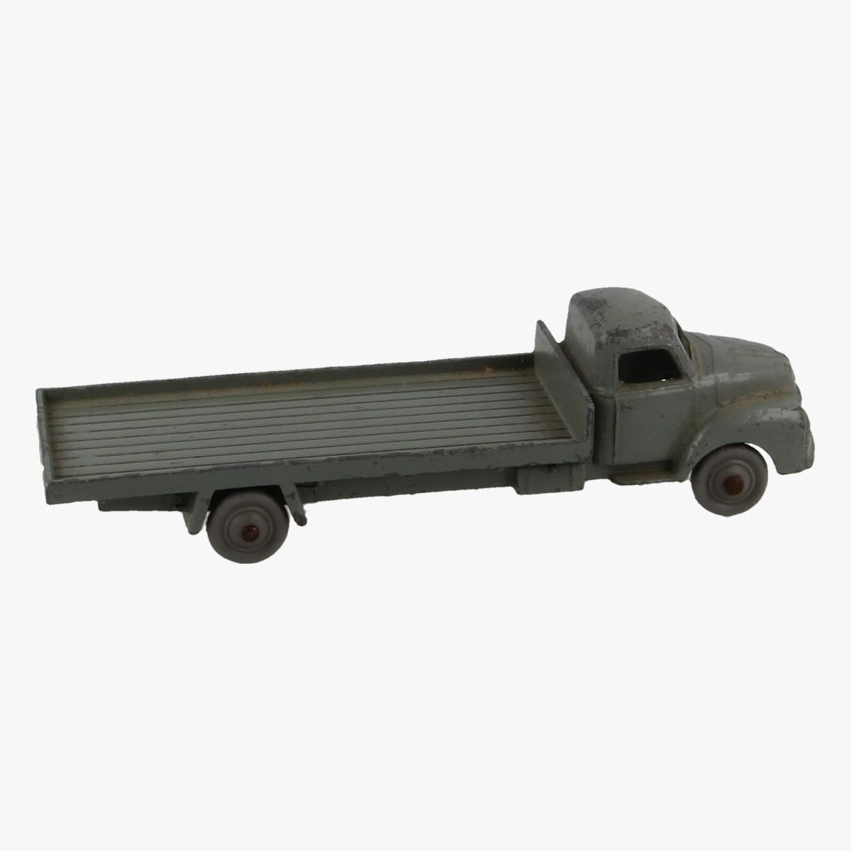 Afbeeldingen van Dublo Dinky Toys oplegger, Meccano LTD
