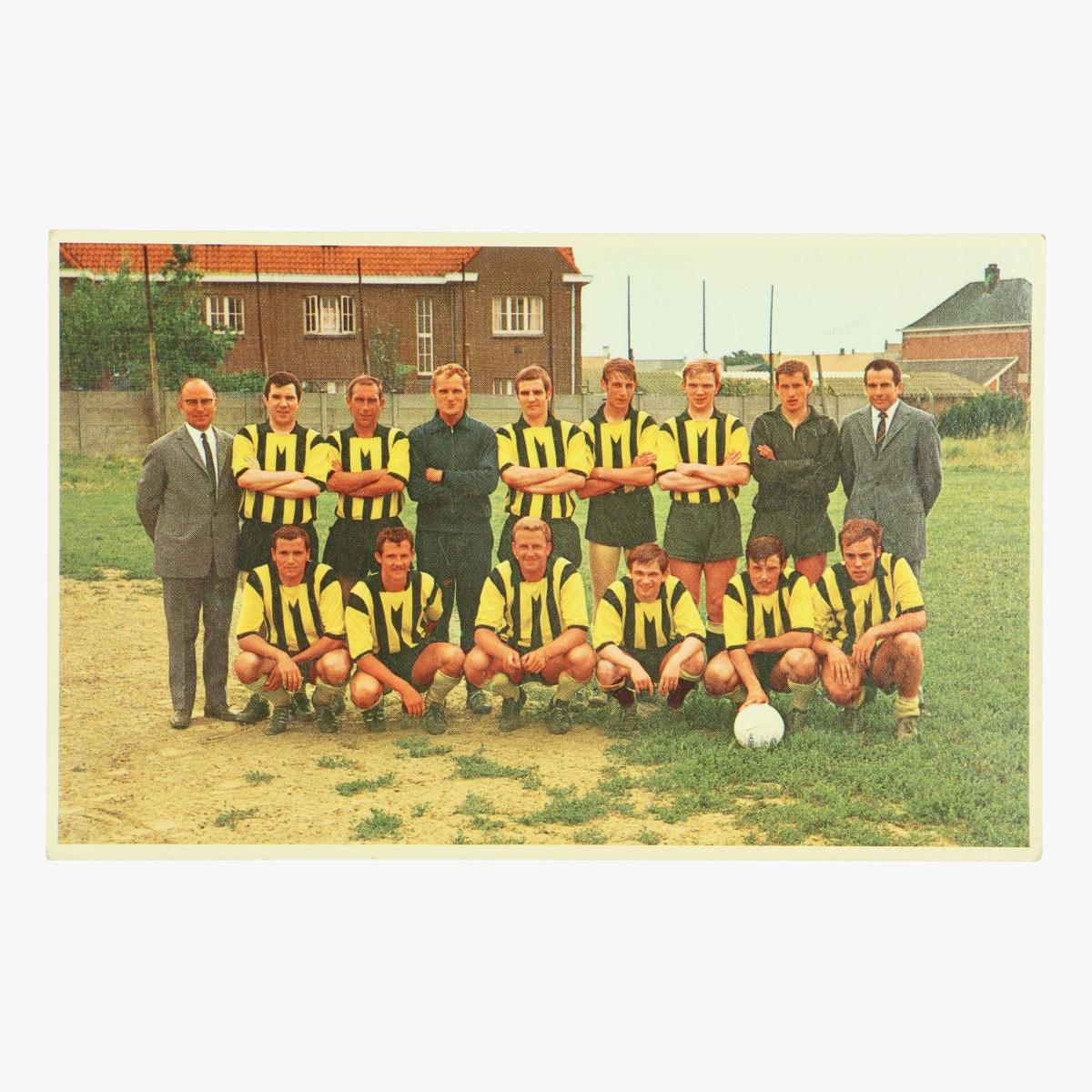 Afbeeldingen van oude postkaart voetbal lierse
