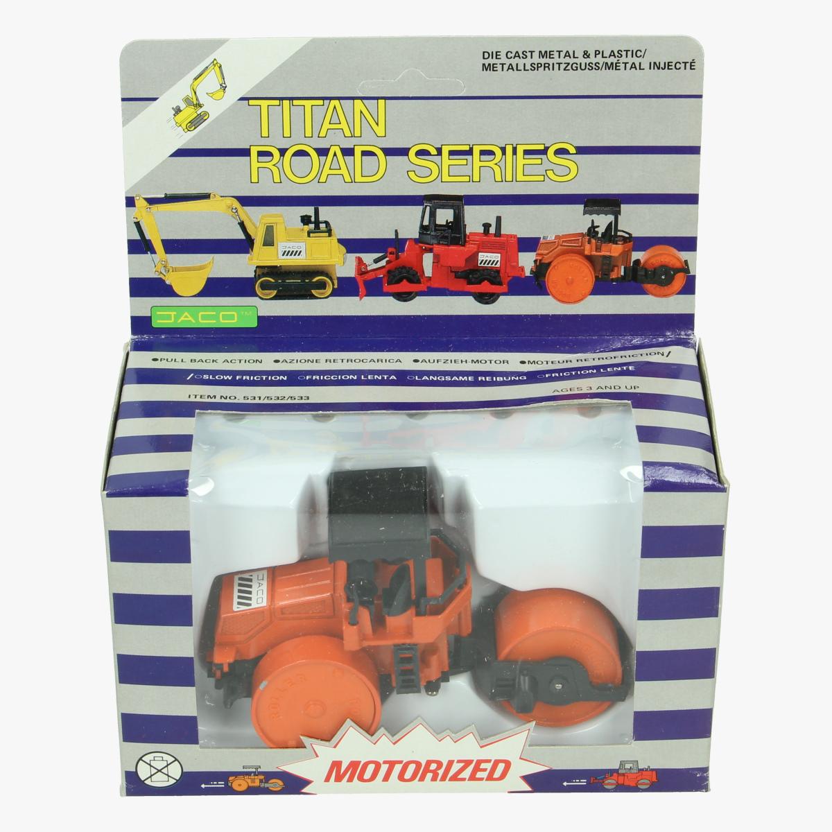 Afbeeldingen van Miniatuur  Road roller