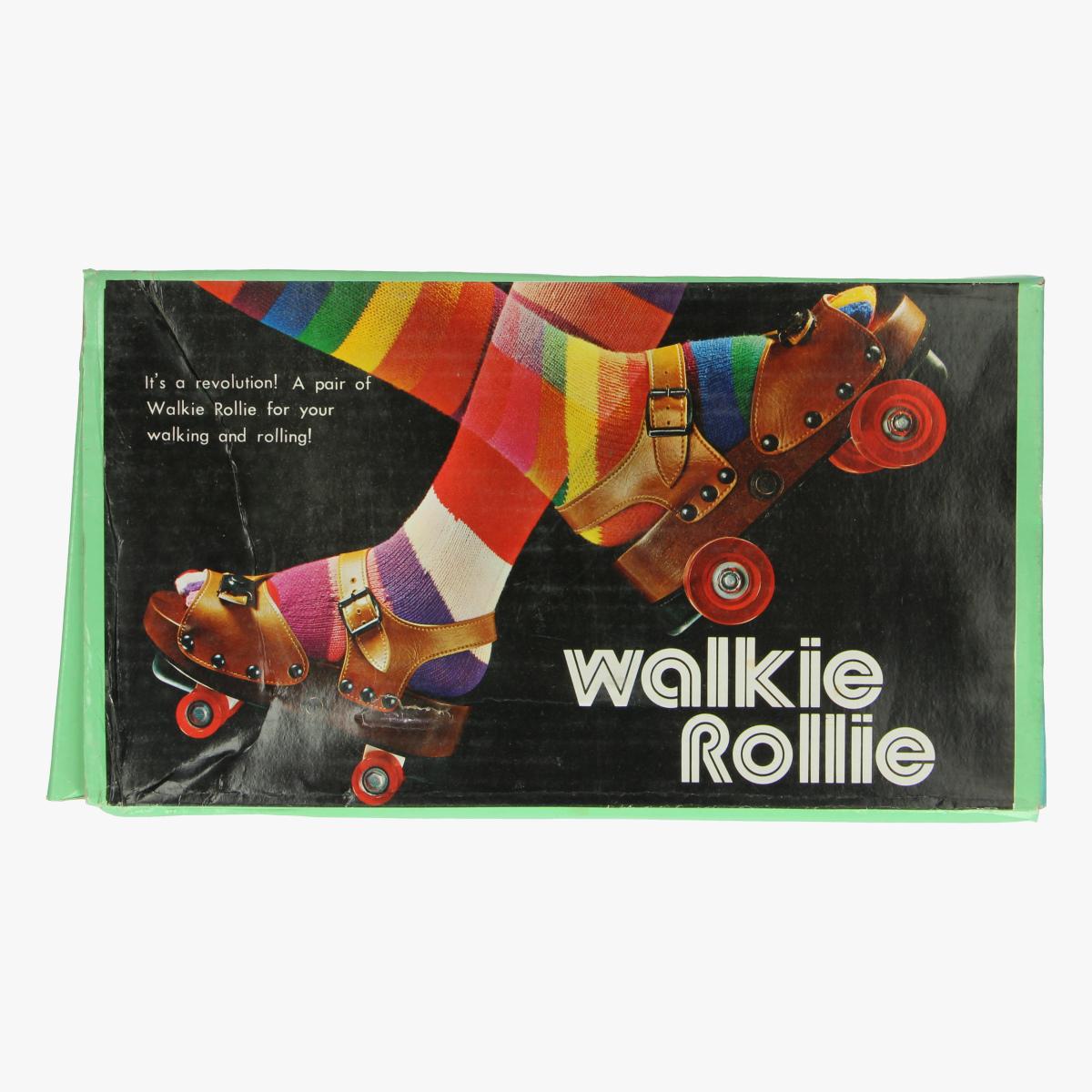 Afbeeldingen van Walkie Rollie. Rolschaatsen. R.O.C.