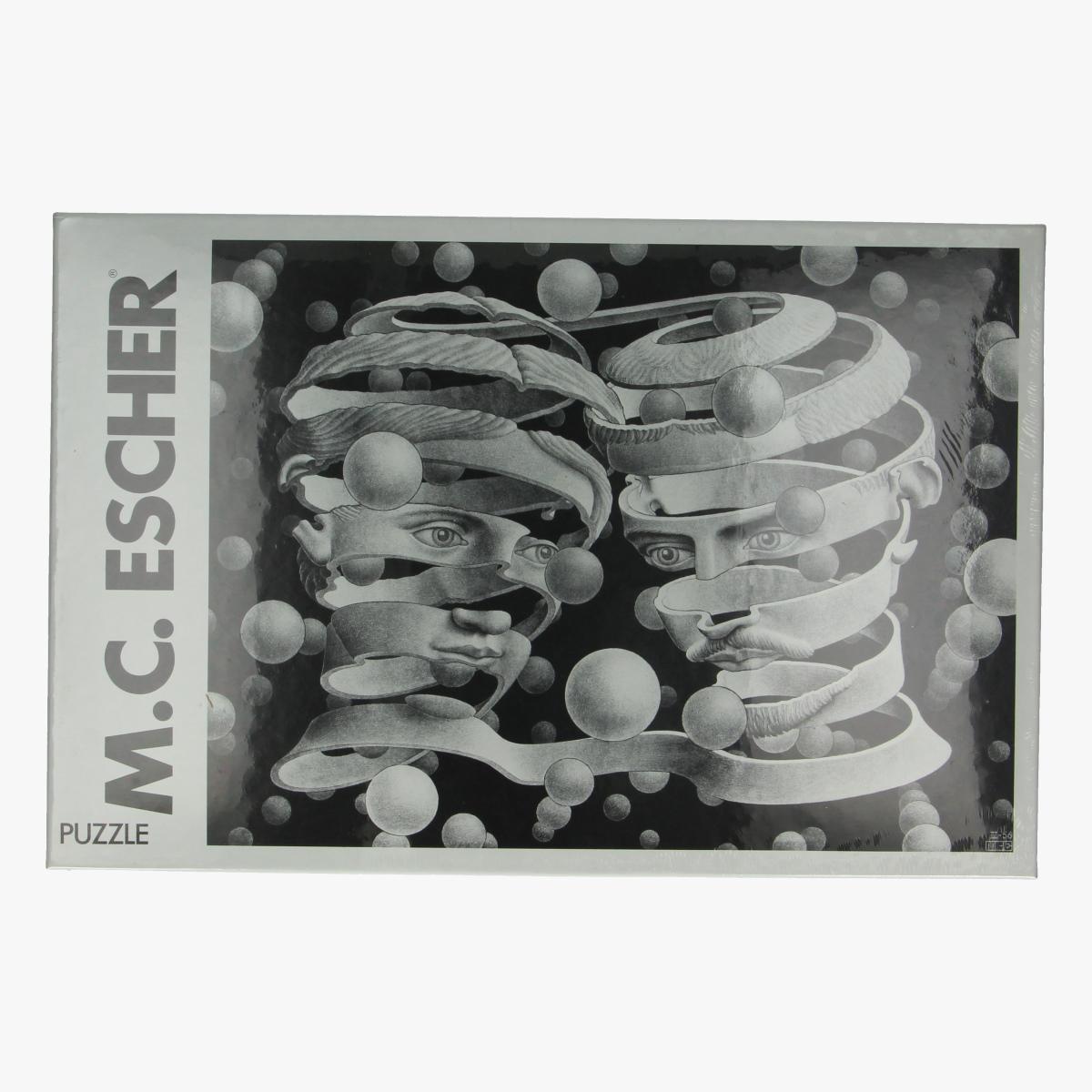 Afbeeldingen van Puzzel M.C. Escher Bond of union