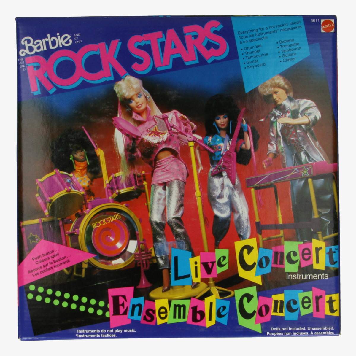 Afbeeldingen van Barbie Rock Stars