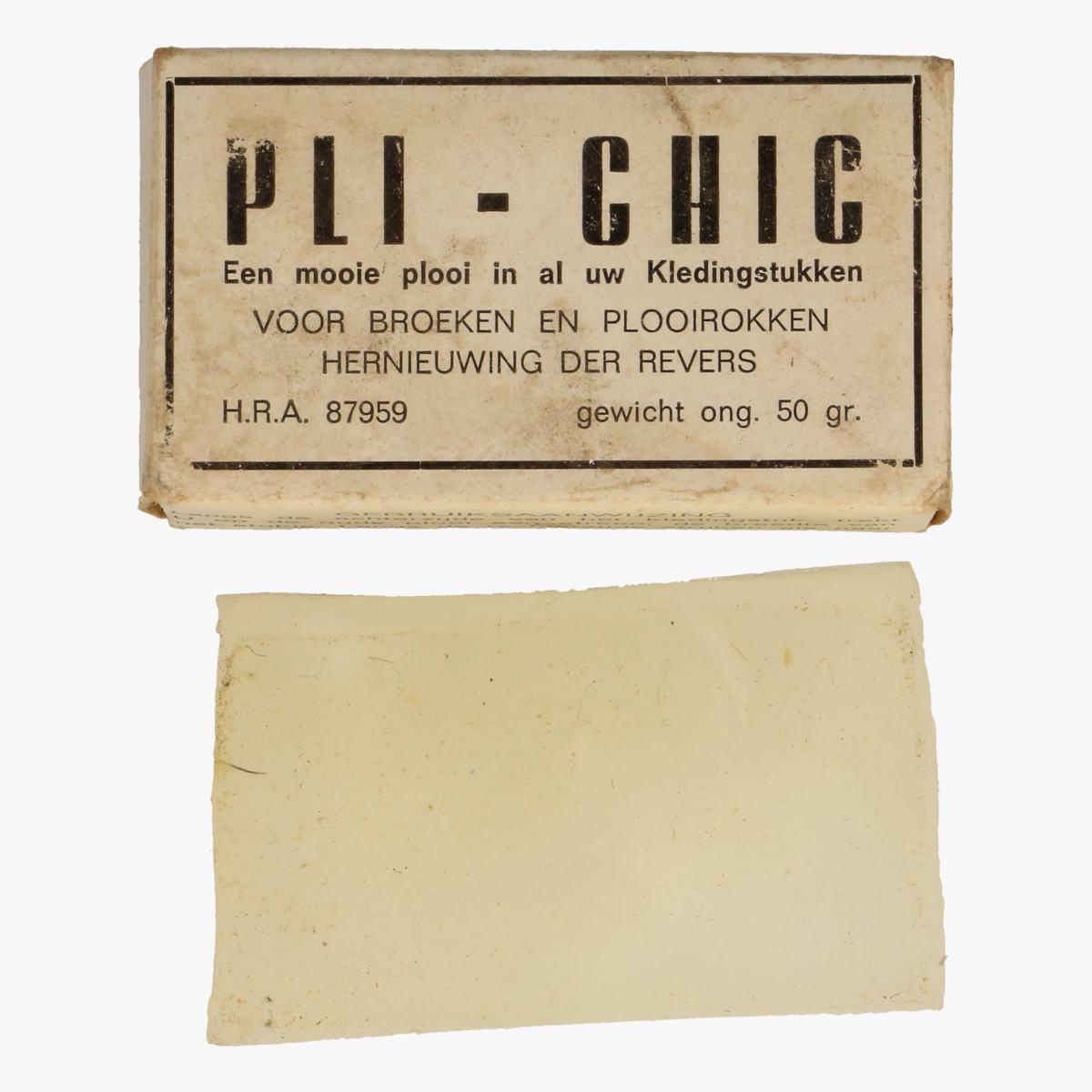 Afbeeldingen van doosje pli-chic een mooie plooi in al uw kledingstukken