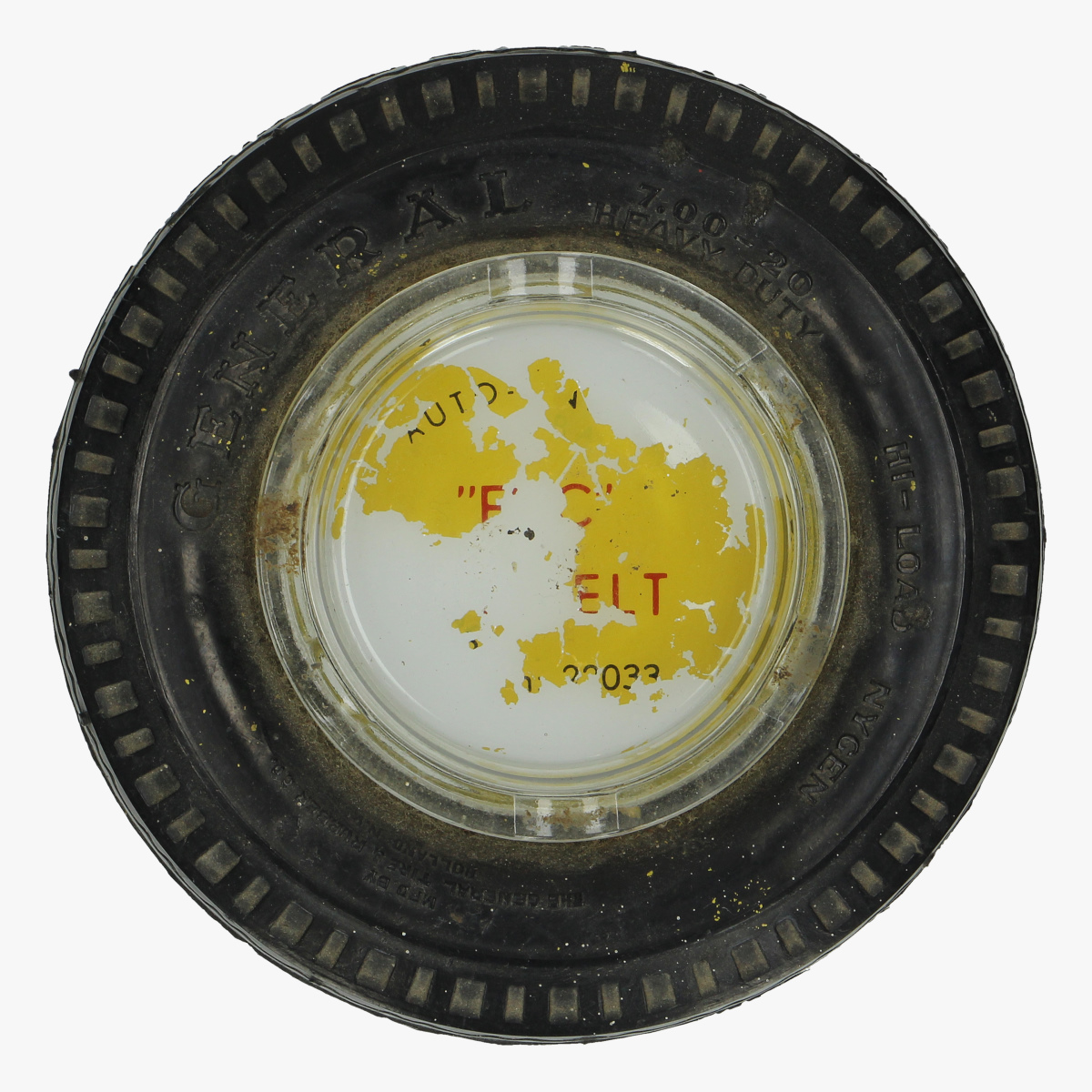 Afbeeldingen van asbak general tires