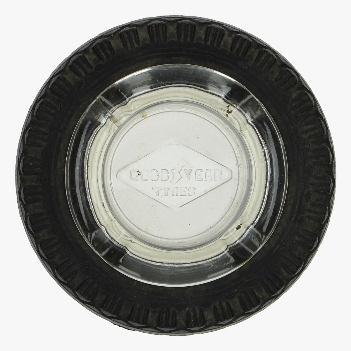 Afbeeldingen van asbak goodyear tyres