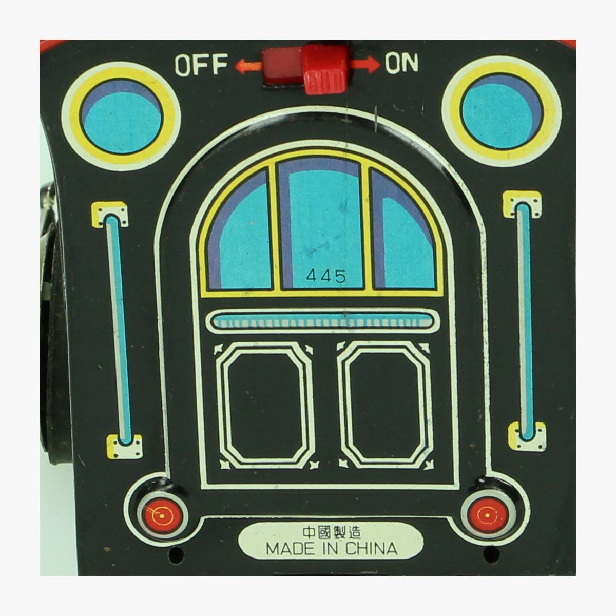 Afbeeldingen van Locomotive (with non fall wheel)Speelgoedtrein