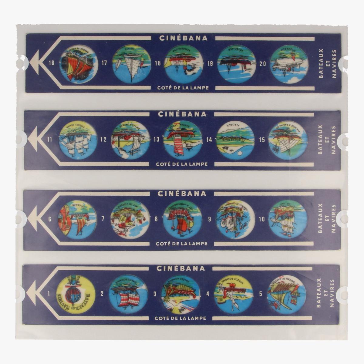 Afbeeldingen van Cinébana - Bateaux et navires