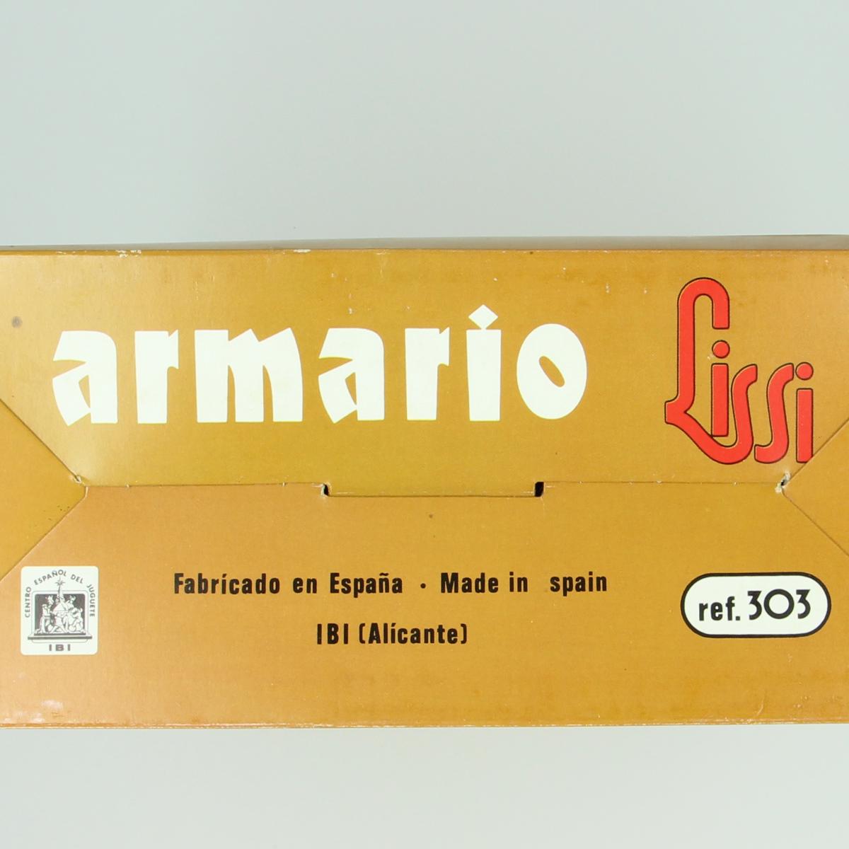 Afbeeldingen van Lissi and her games Armario