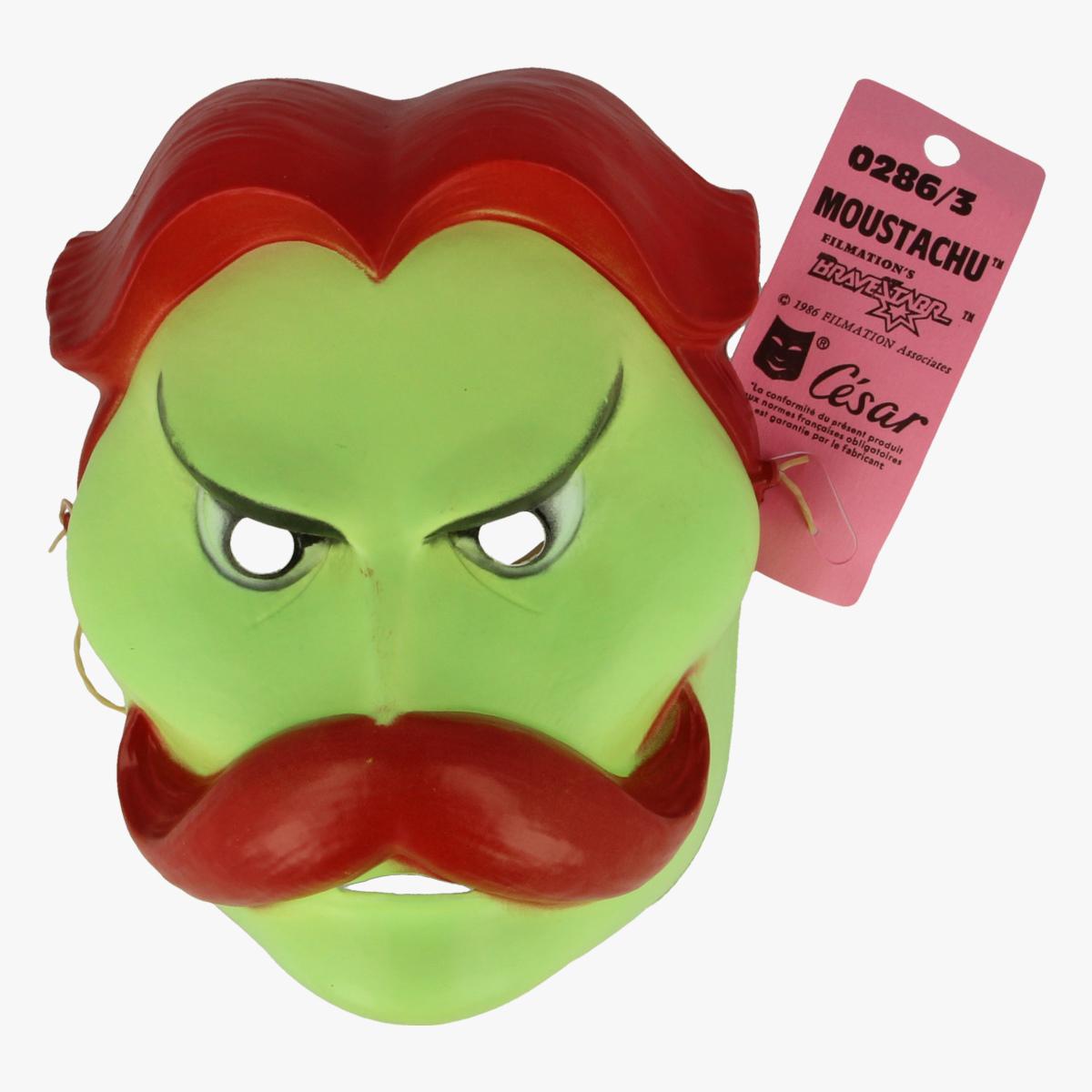 Afbeeldingen van Masker carnaval Moustachu