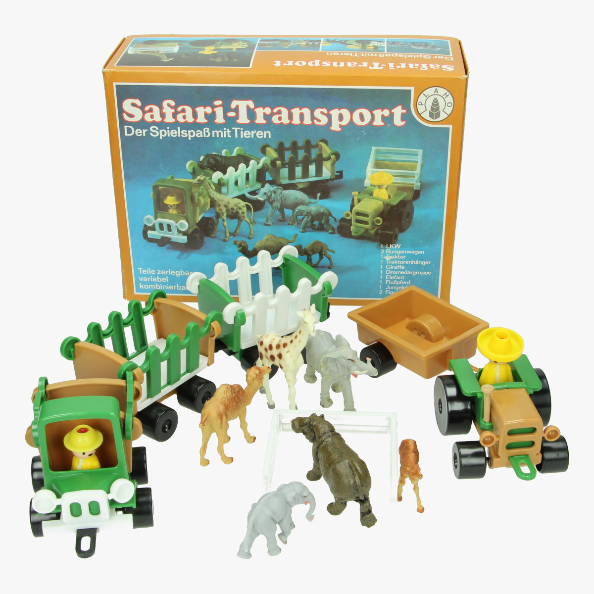 Afbeeldingen van Safari Transport Plaho