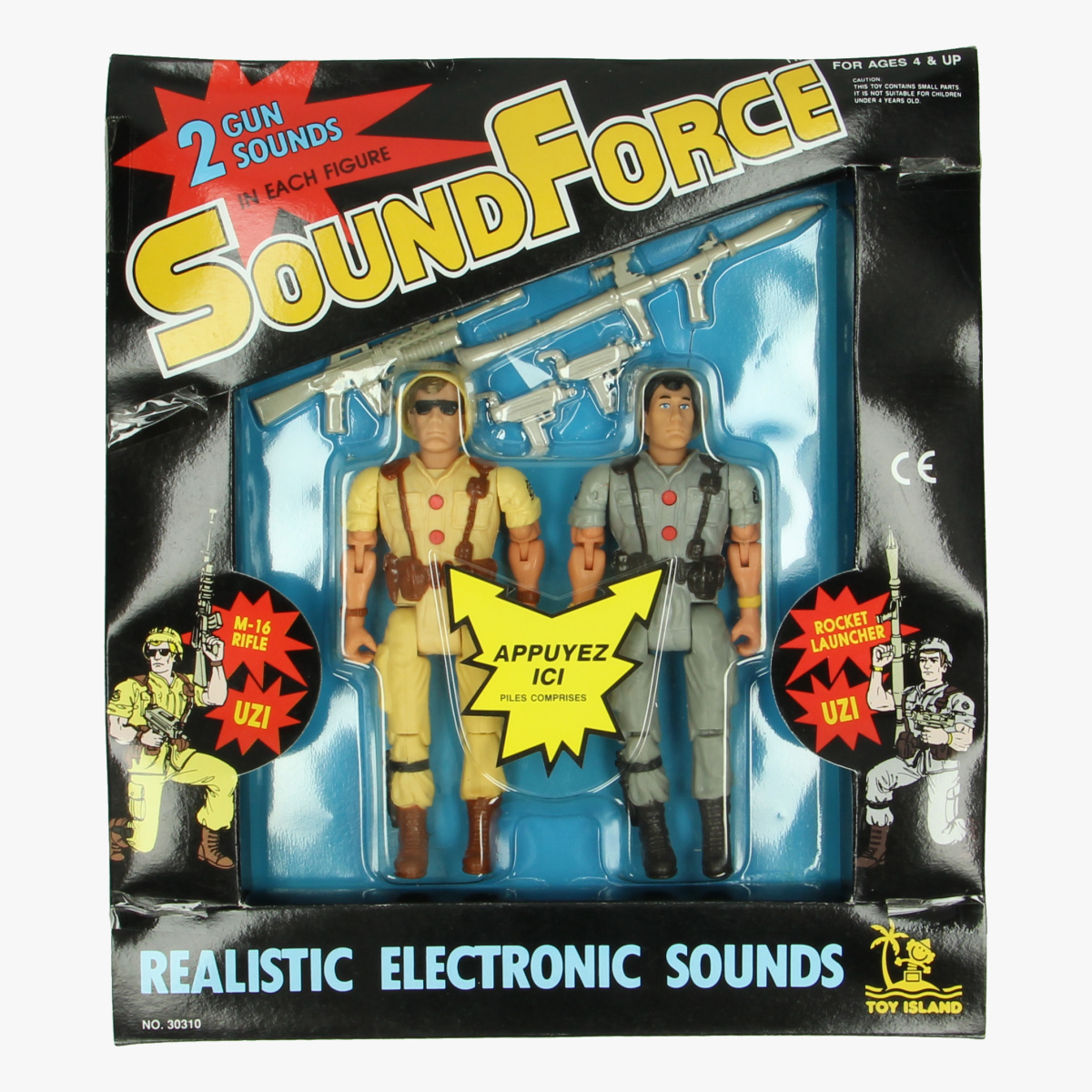 Afbeeldingen van SoundForce. Speelgoed. Rescue forces in action
