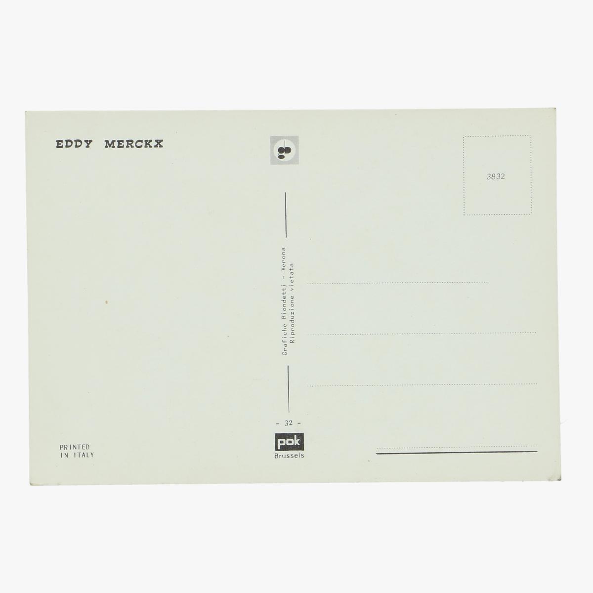 Afbeeldingen van postkaart eddy merckx