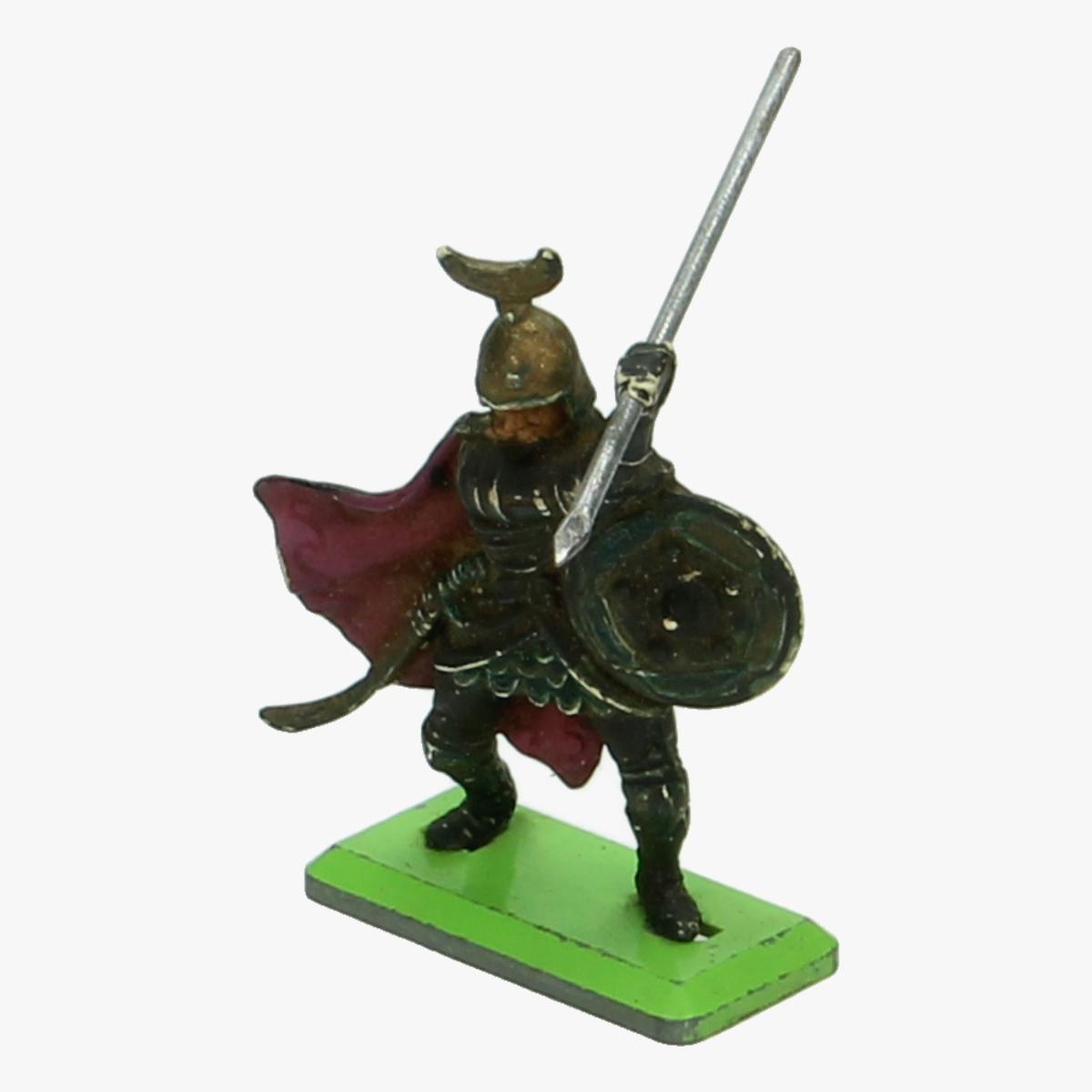 Afbeeldingen van Miniatuur Turkish warrior