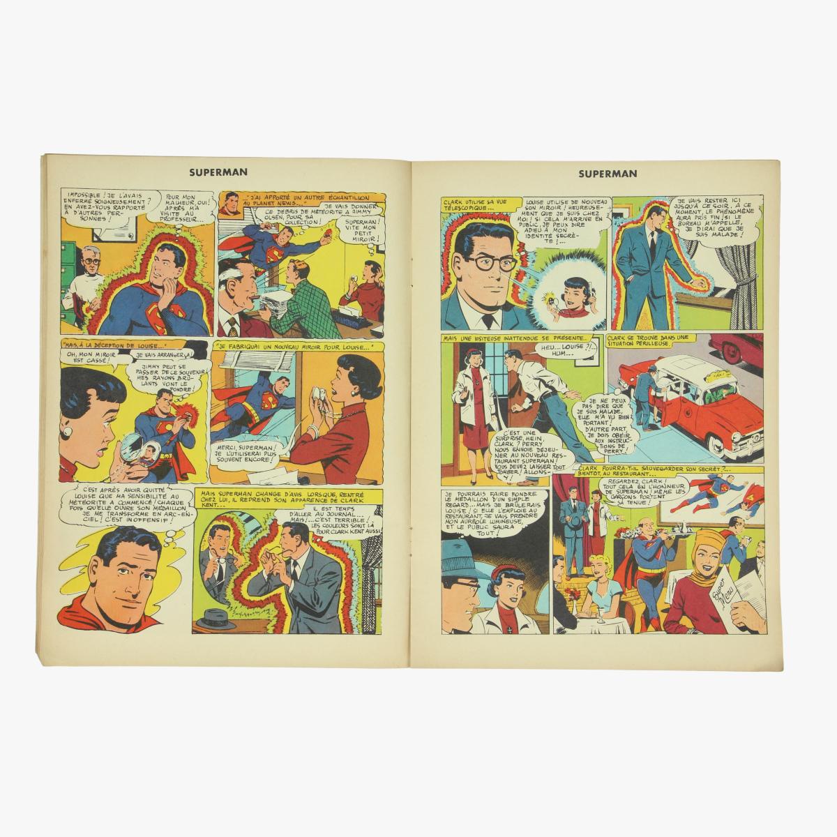 Afbeeldingen van Superman Nr.7 1967 Stripverhalen