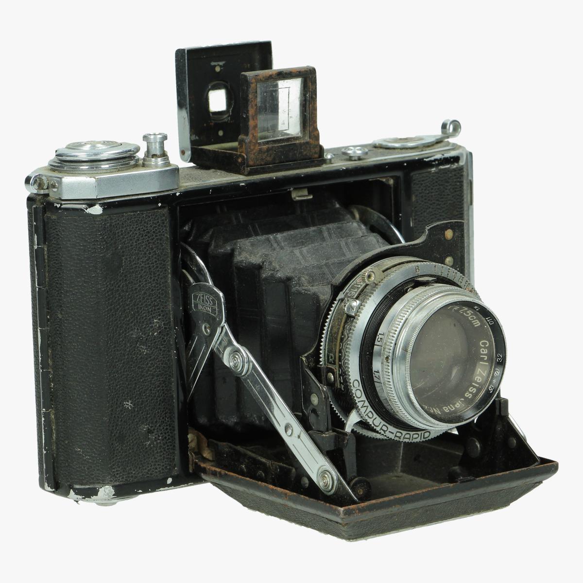 Afbeeldingen van fotocamera zeiss ikon ikonta 521/16