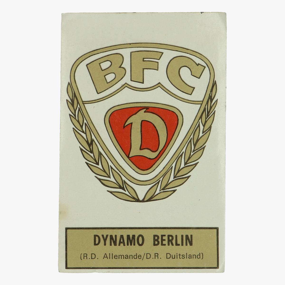 Afbeeldingen van bfc d football dynamo berlin panini