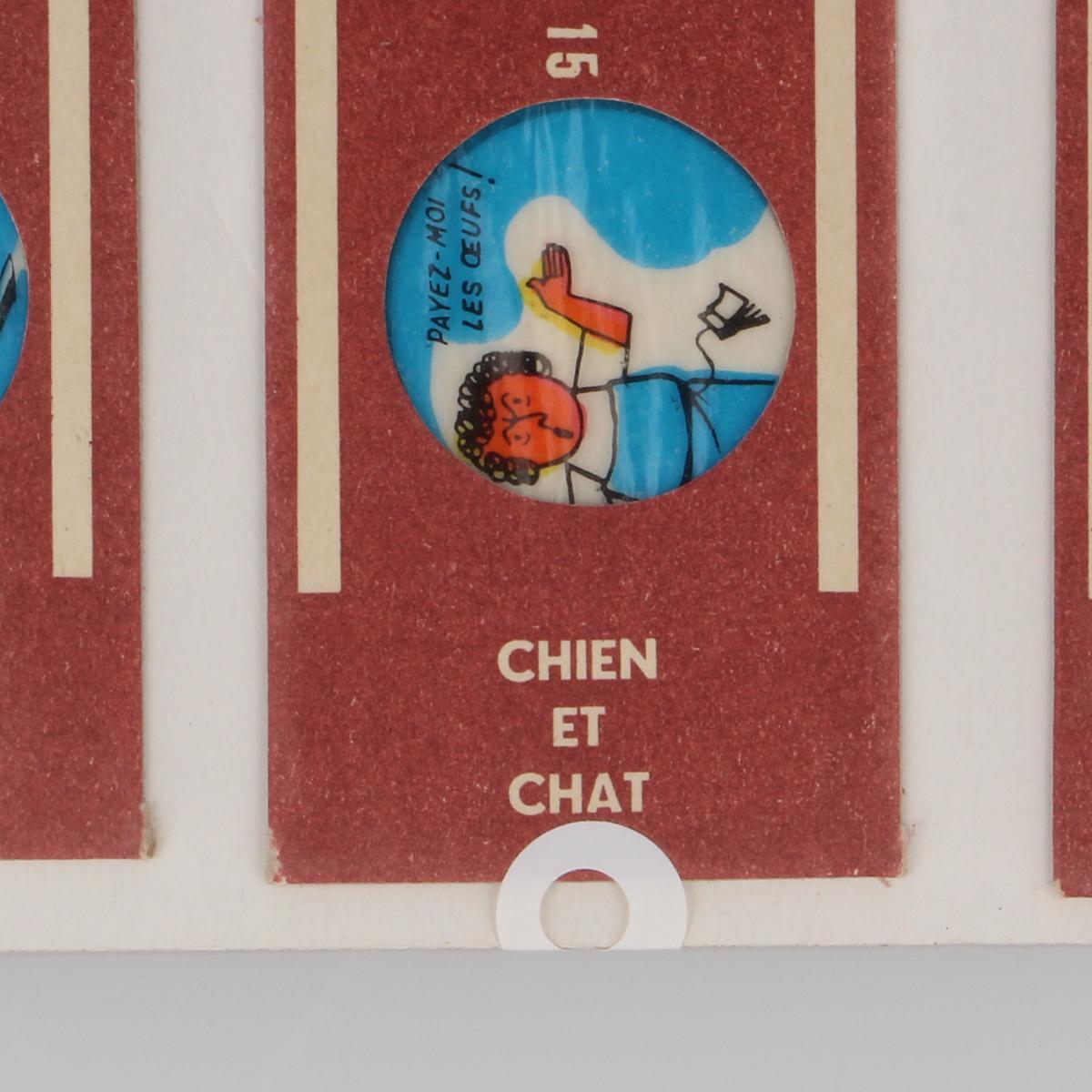 Afbeeldingen van Cinébana - Chien et chat