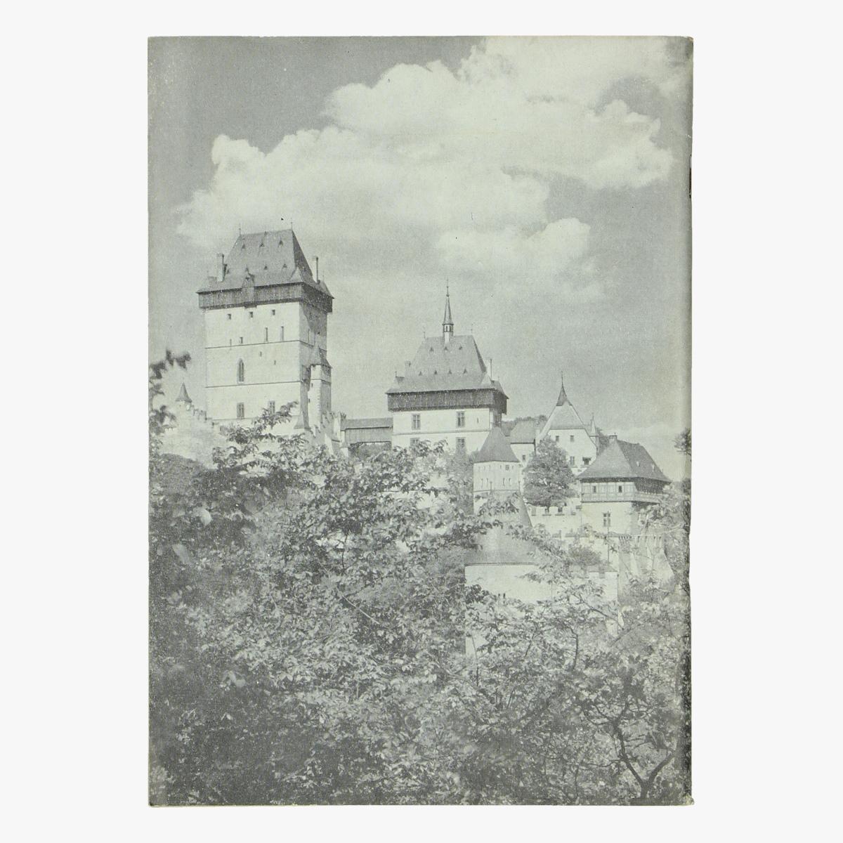Afbeeldingen van expo 58 gids la tchecoslovaquie