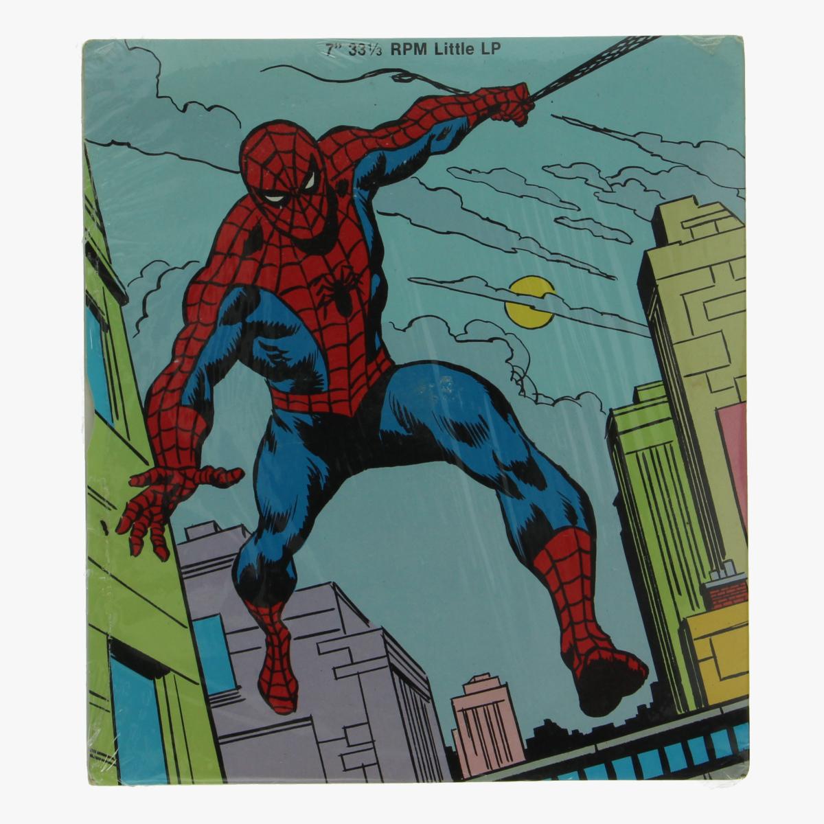 Afbeeldingen van The Amazing Spiderman singel
