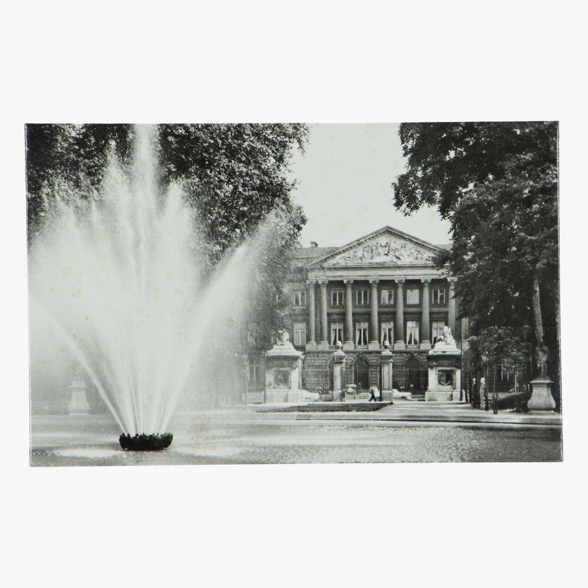 Afbeeldingen van postkaart bruxelles parc et parlement