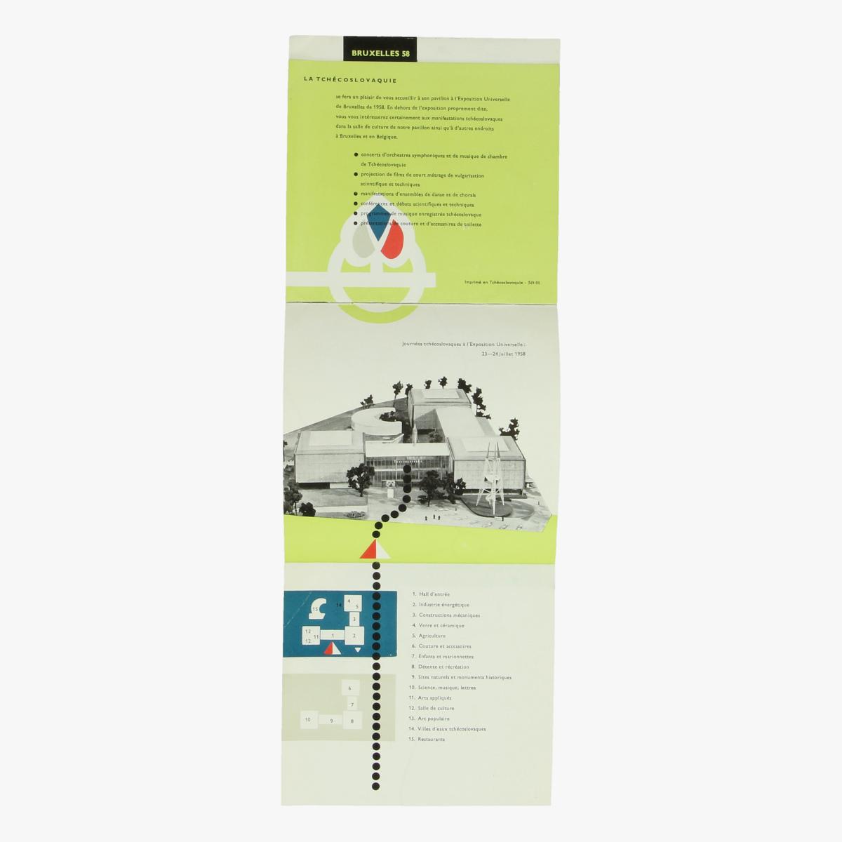 Afbeeldingen van expo 58 ceskoslovensko bruxelles