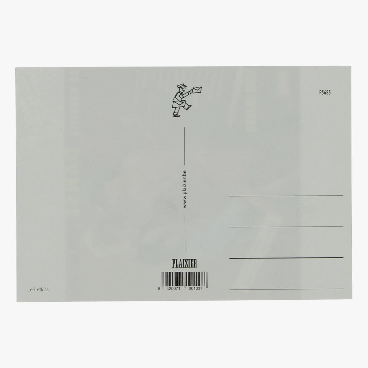 Afbeeldingen van postkaart Le Letkiss repro