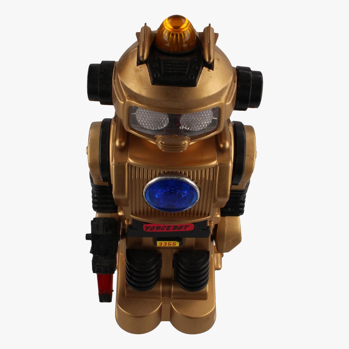 Afbeeldingen van Forcebot, Botoy; nr 3366, goudkleur
