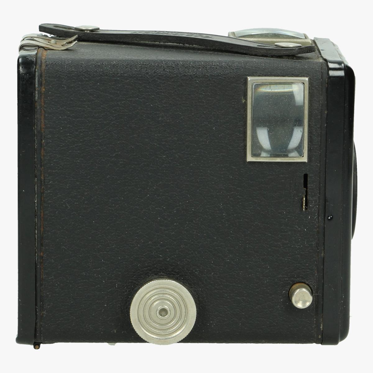 Afbeeldingen van fotocamera kodak ltd london six-20  brownie c