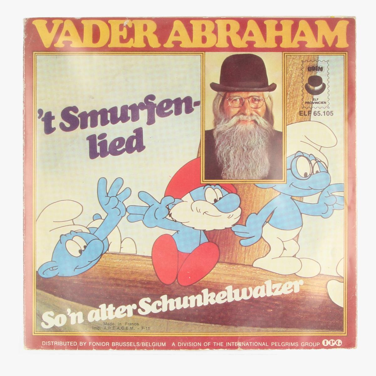 Afbeeldingen van Vader Abraham 't Smurfenlied. So'n alter Schunkelwalzer