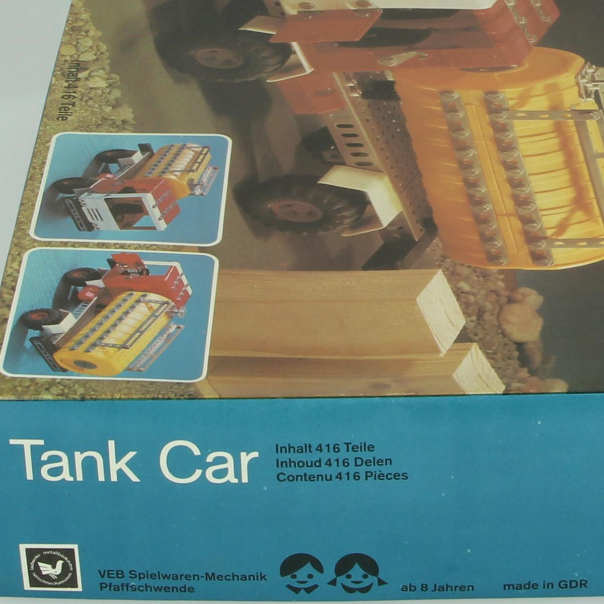 Afbeeldingen van Construction VEB Spielwaren - Tank Car