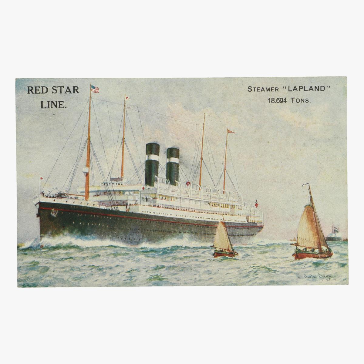 Afbeeldingen van oude postkaart