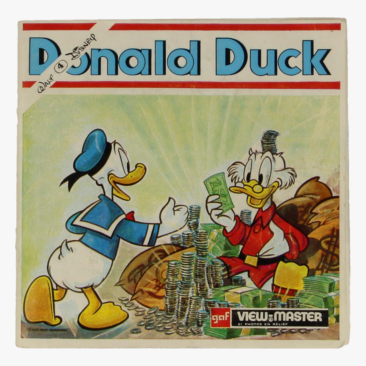 Afbeeldingen van View-master Donald Duck