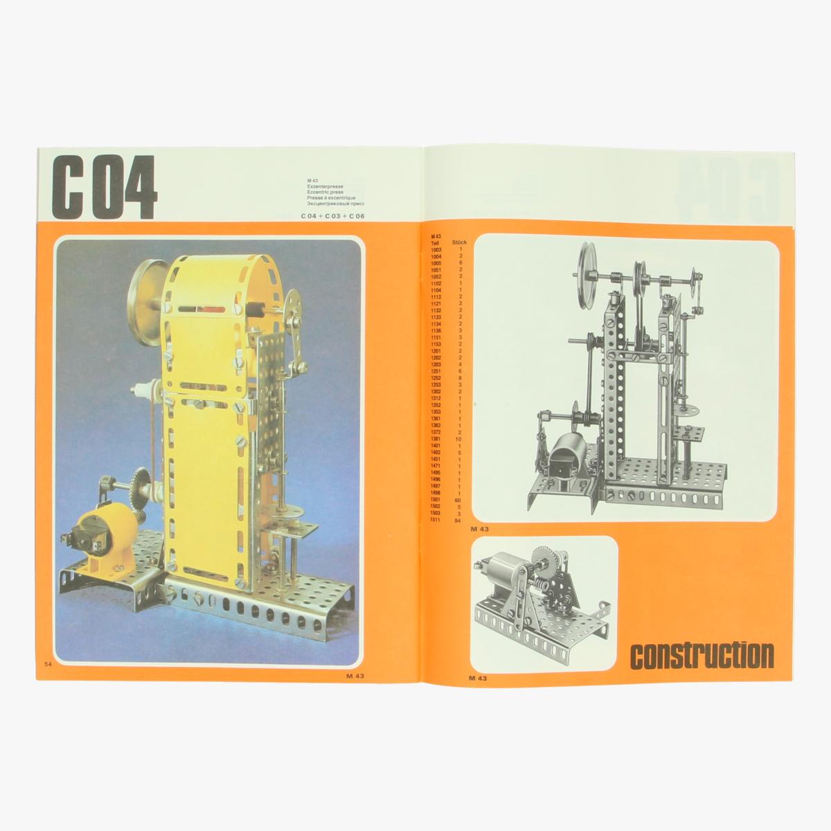 Afbeeldingen van Construction VEB Spielwaren - Mechanik