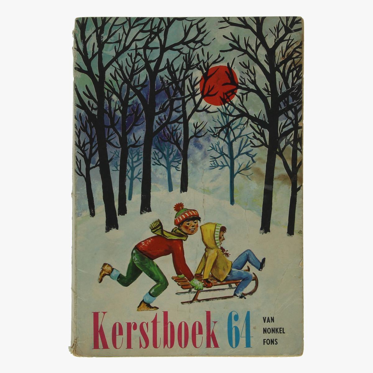 Afbeeldingen van kerstboek 64
