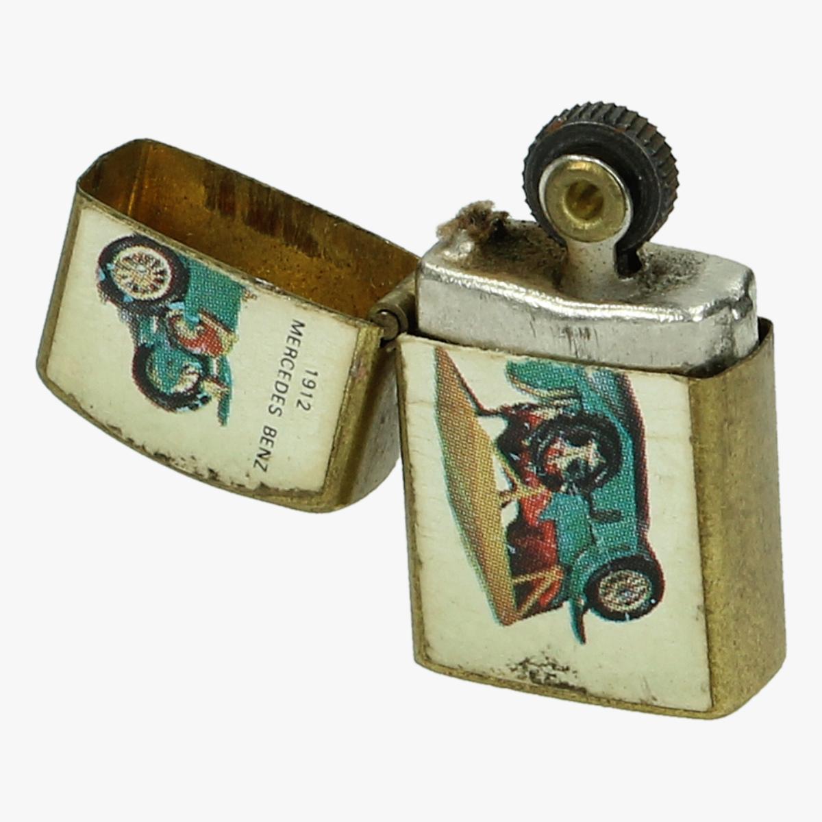 Afbeeldingen van aansteker mini mercedes benz 1912