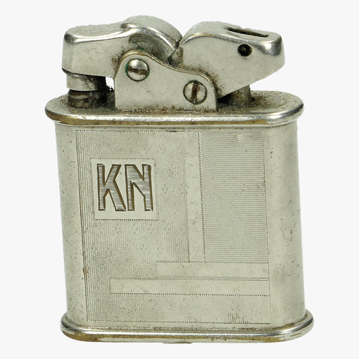 Afbeeldingen van oude aansteker KN thorens