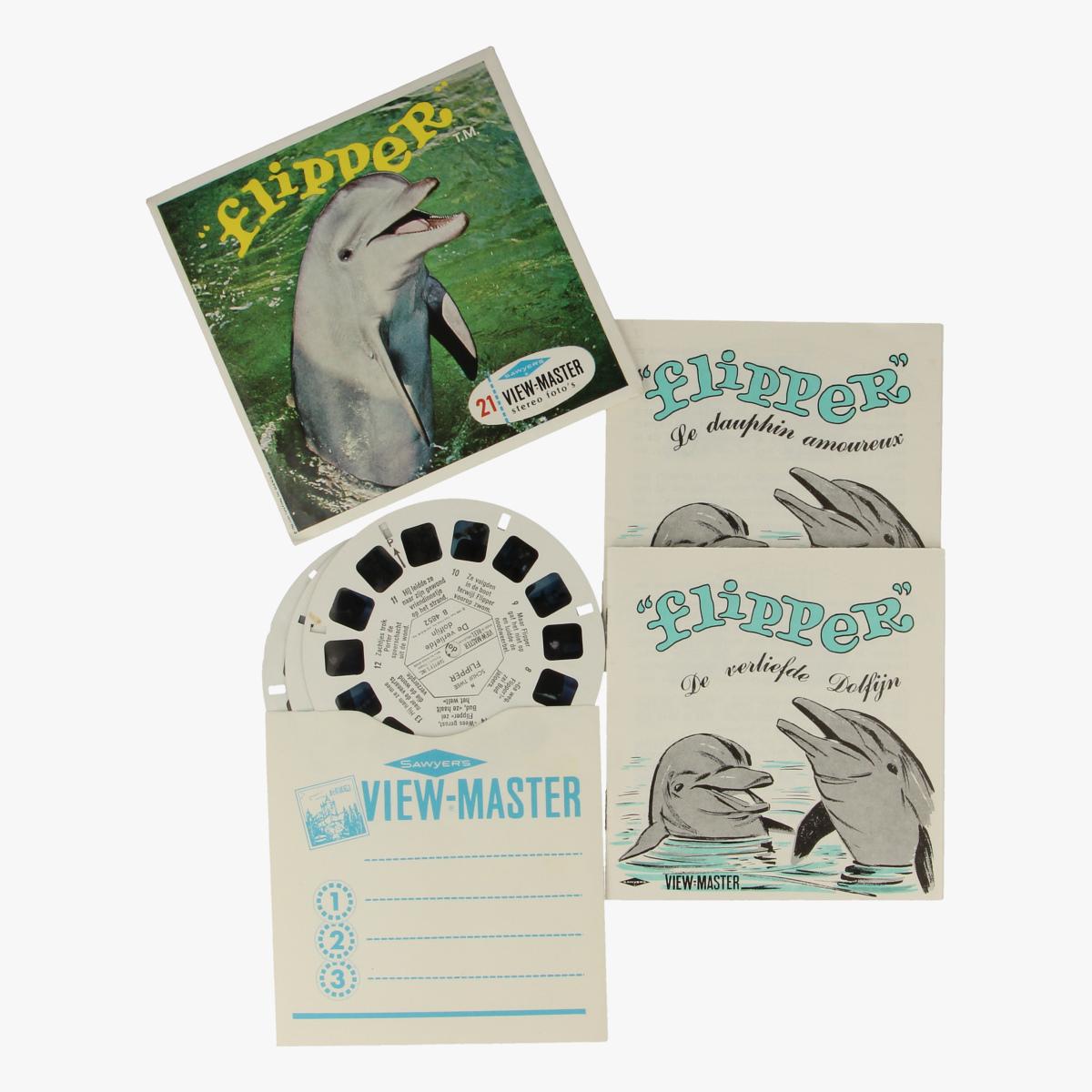 Afbeeldingen van View-master Flipper De verliefde dolfijn