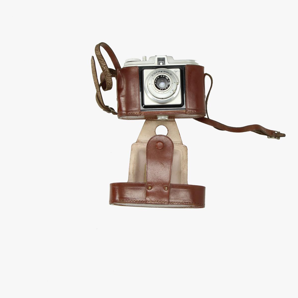 Afbeeldingen van fotocamera agfa isola