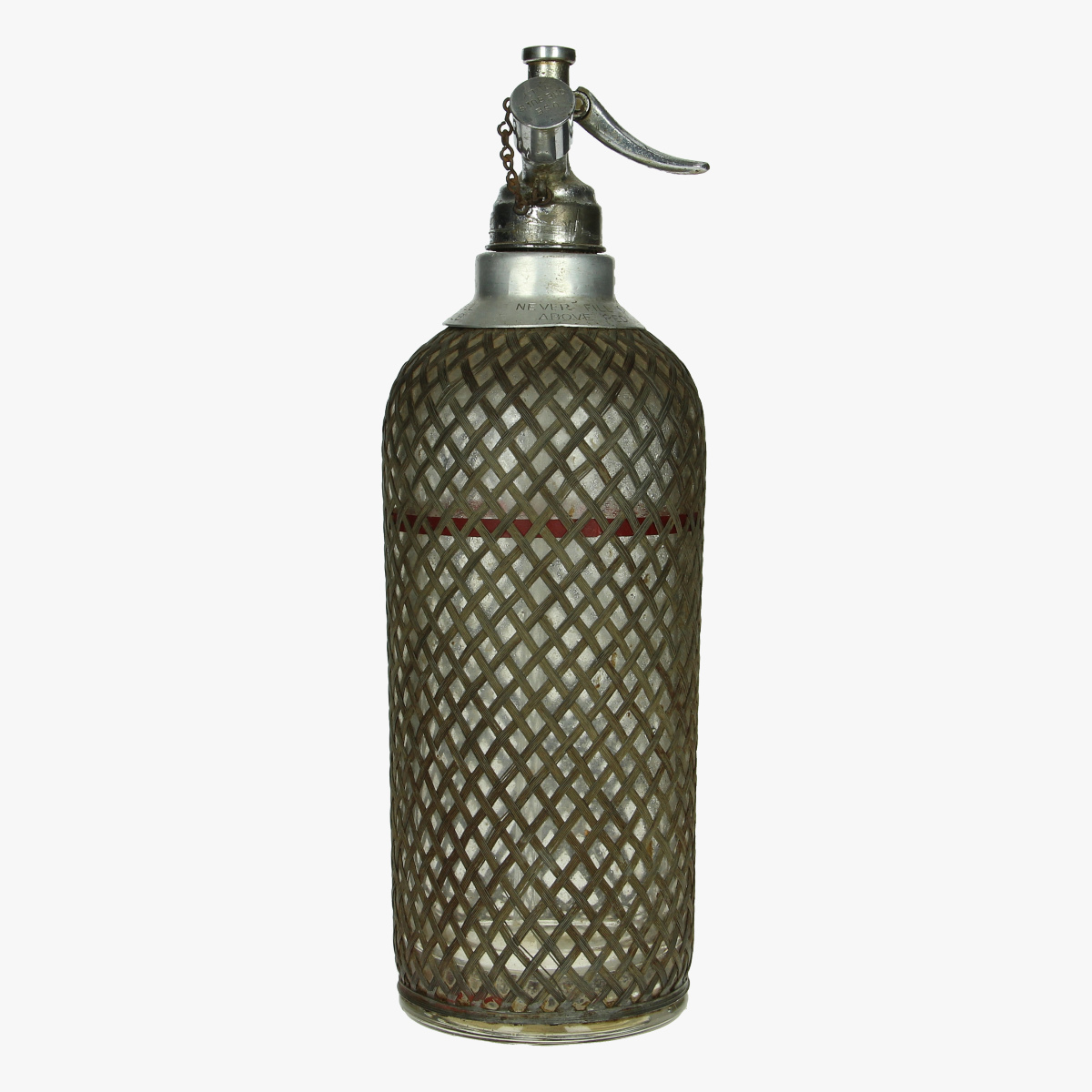Afbeeldingen van oude soda fles made in england size c