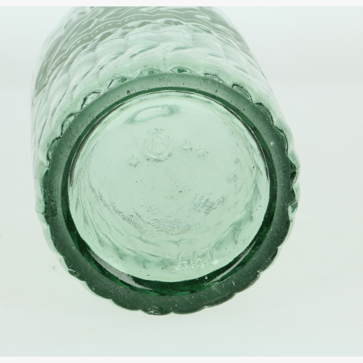 Afbeeldingen van oude soda fles espumosos bertrán palamos