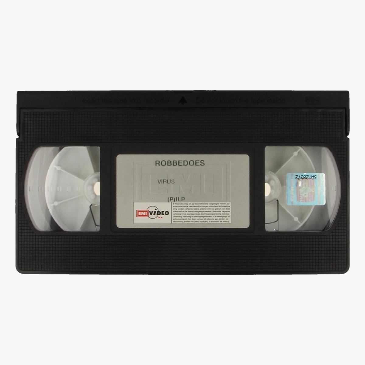 Afbeeldingen van Videocassette Robbedoes Virus