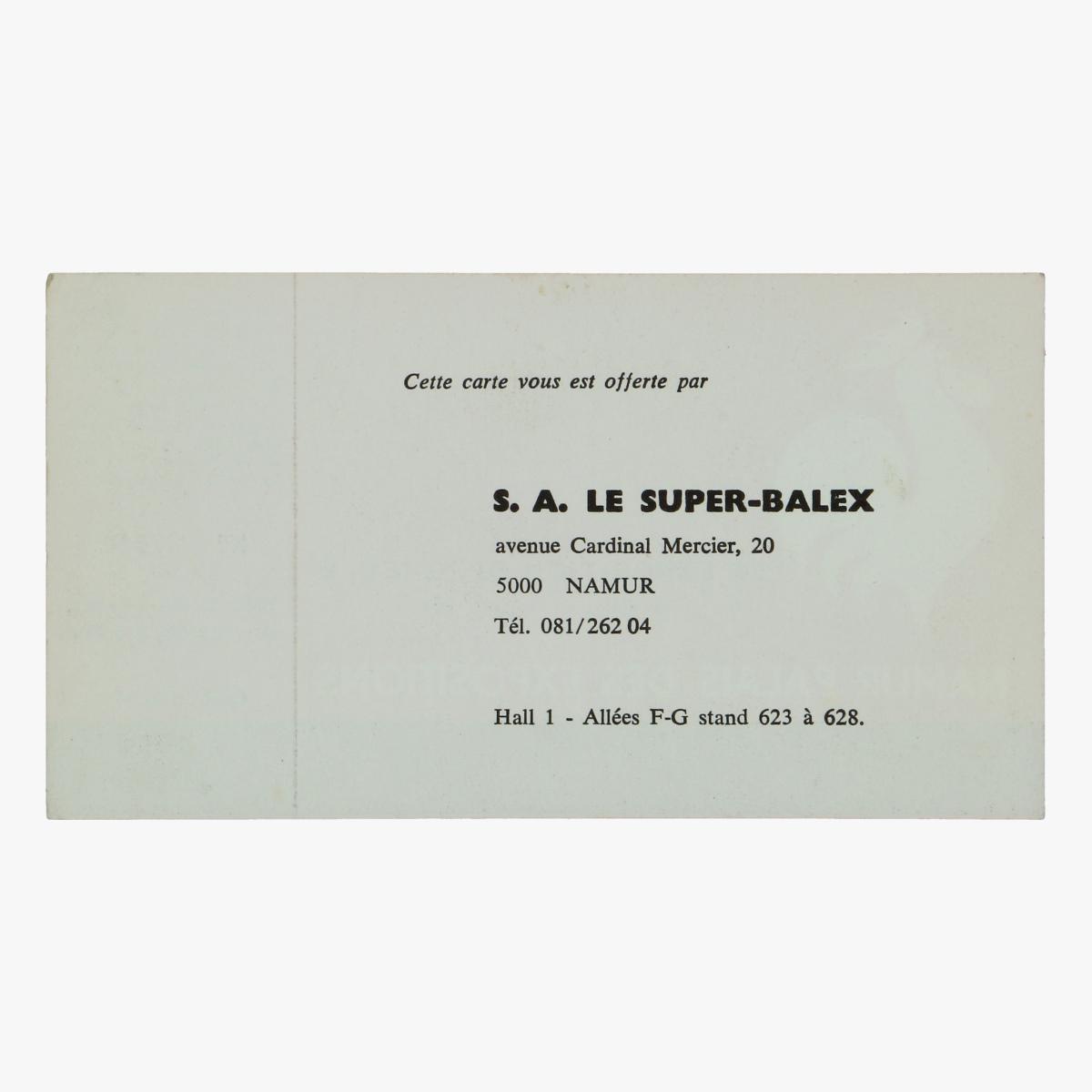 Afbeeldingen van carte d'entrée exposition 1974 namur palais des expositions