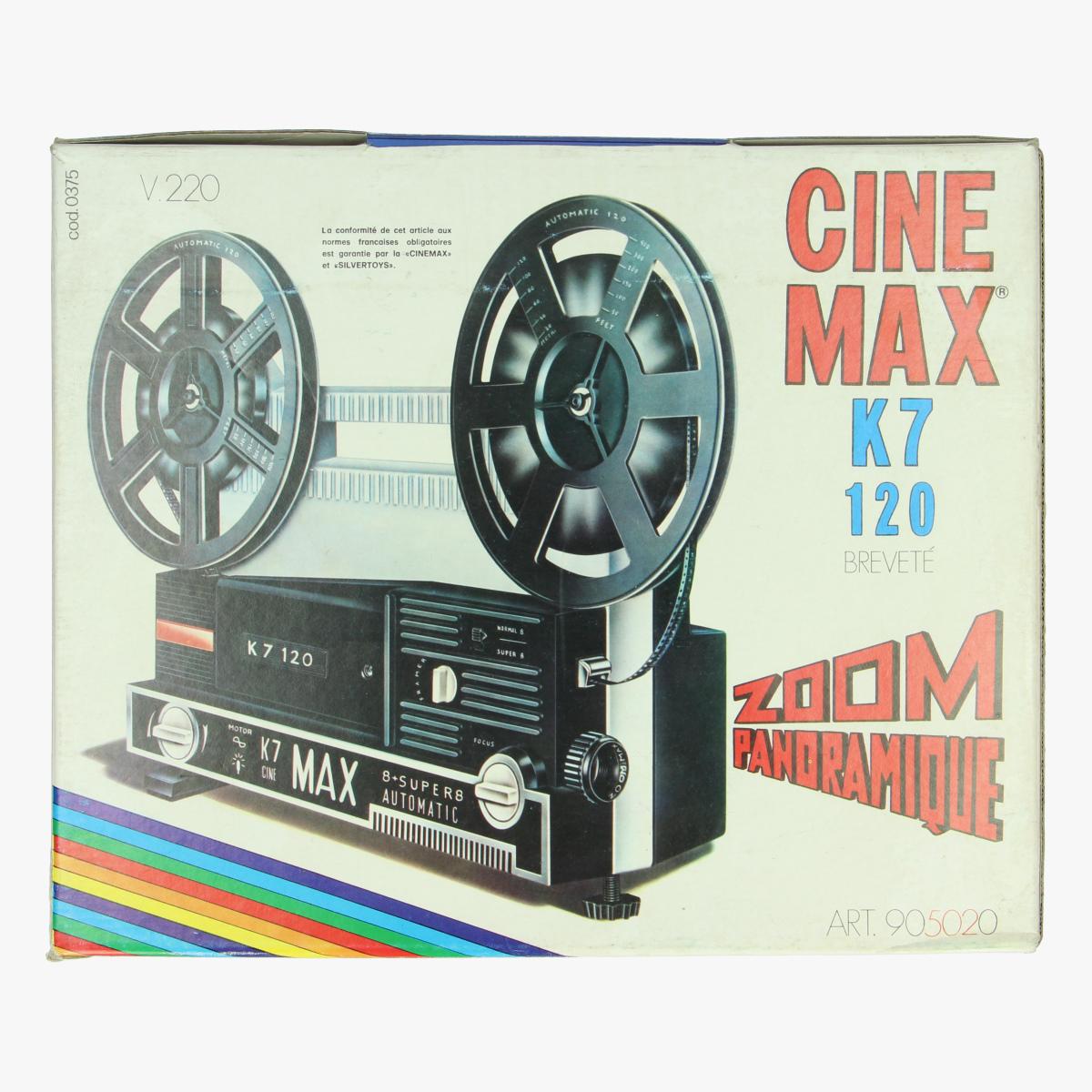 Afbeeldingen van Cinemax projector K7-120