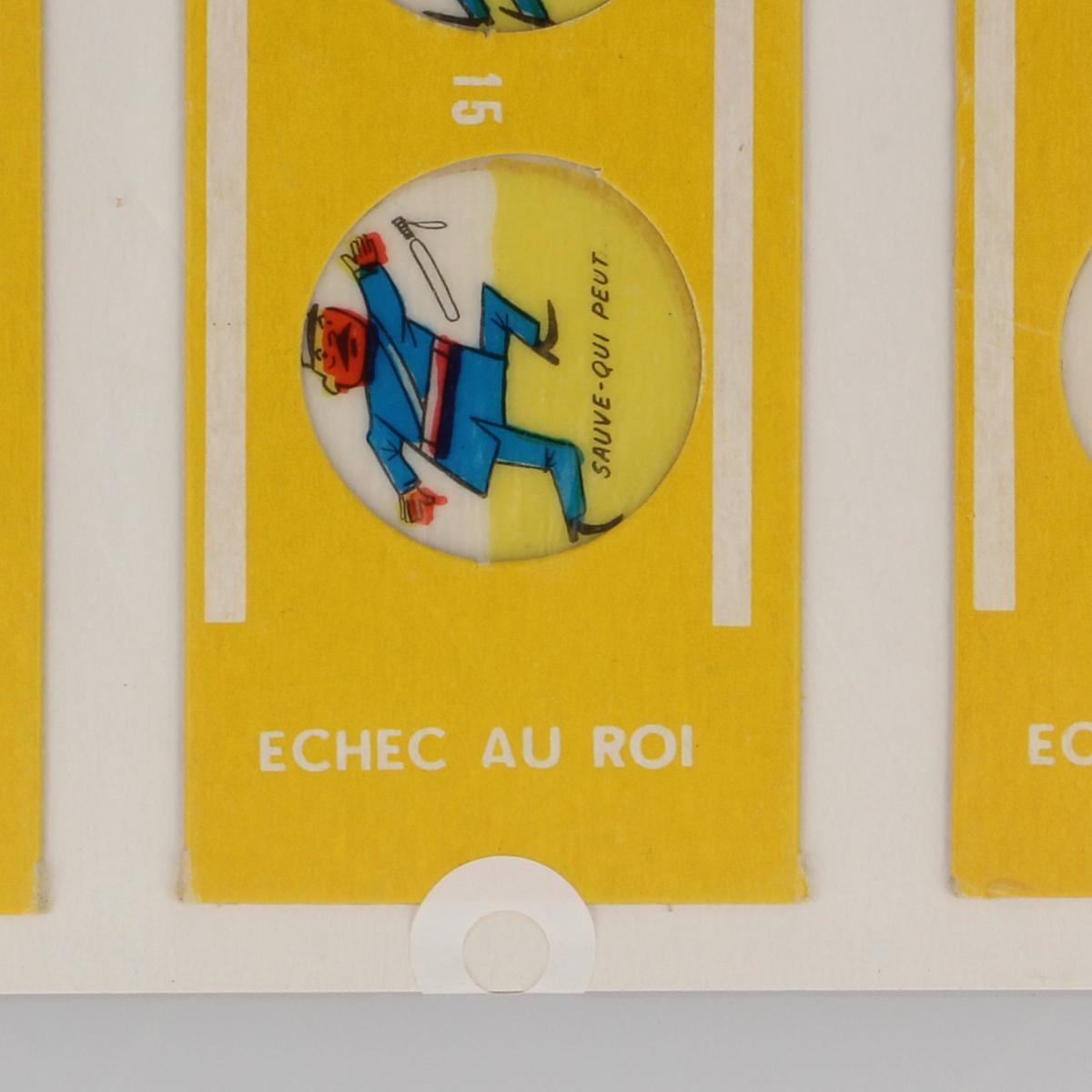 Afbeeldingen van Cinébana - Echec au roi