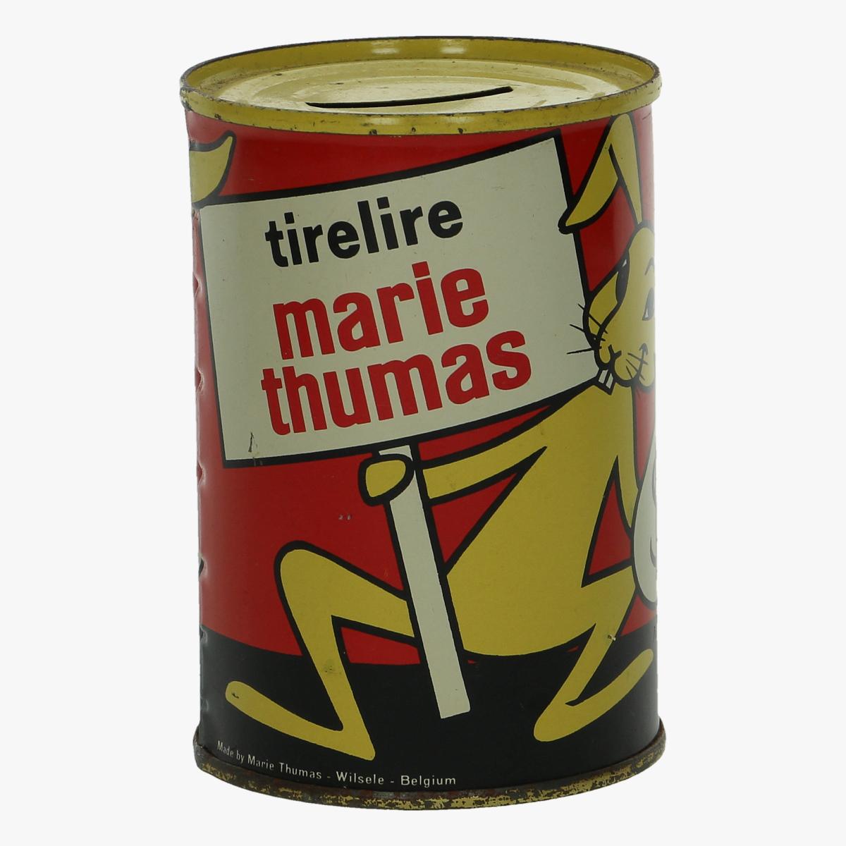 Afbeeldingen van spaarpot marie thumas