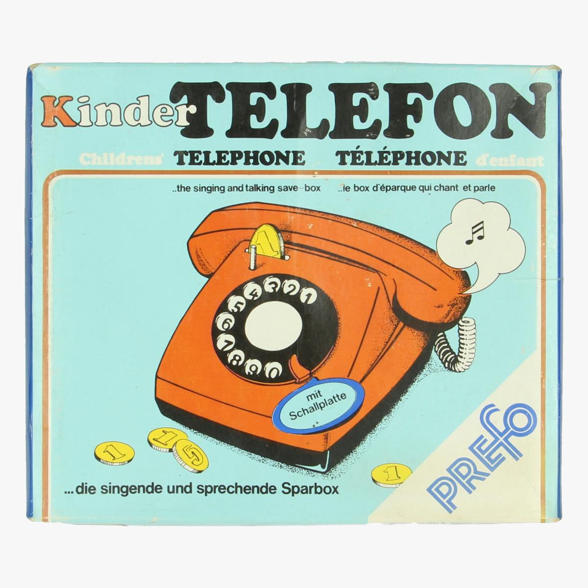 Afbeeldingen van Kinder telefoon Prefo